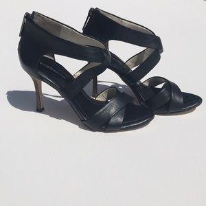 BCBGeneration Tebi Black Sandals 5